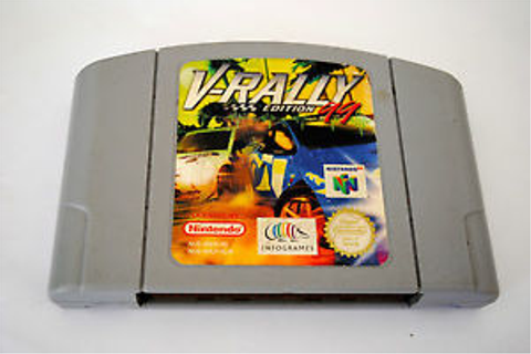 Games - V-Rally 99 - N64 (Retro) for sale in Durban (ID ...