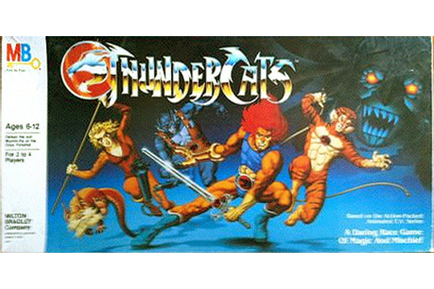 Puzzles and Games - ThunderCats wiki