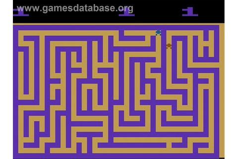 Maze Craze: A Game of Cops 'n Robbers - Atari 2600 - Games ...