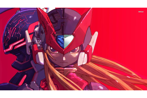 Mega Man Zero Collection Full HD Wallpaper and Background ...
