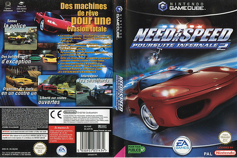 GH2P69 - Need for Speed: Hot Pursuit 2