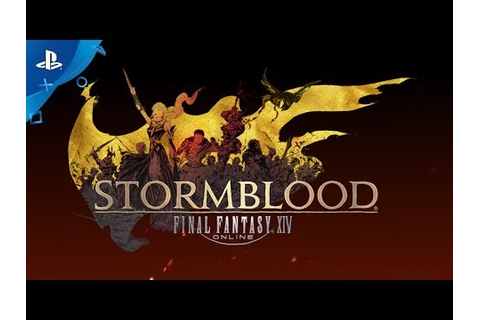 FINAL FANTASY XIV: Stormblood Game | PS4 - PlayStation