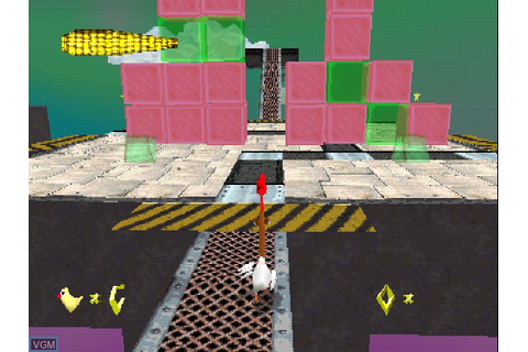 Mort the Chicken cheats for Sony Playstation - The Video ...