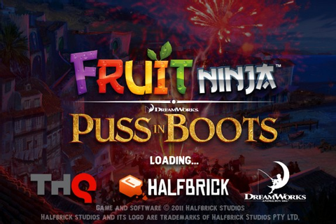 Fruit Ninja: Puss in Boots now available for Download for ...