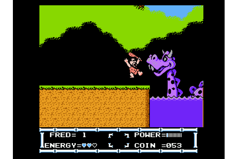 The Flintstones: Rescue of Dino and Hoppy Screenshots ...
