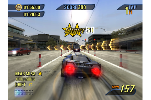 Burnout 3: Takedown - Retro Reflections - Chalgyr's Game Room