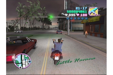 Free Download Games Grand Theft Auto : Vice City (mediafire)