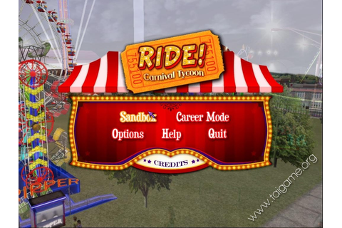 Ride! Carnival Tycoon - Download Free Full Games ...