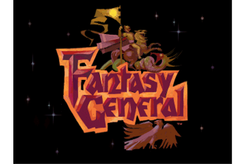 Download Fantasy General | DOS Games Archive