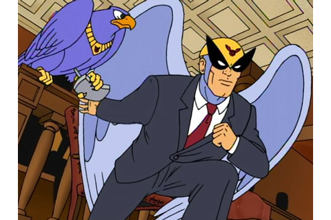 Picture of Harvey Birdman, Attorney at Law