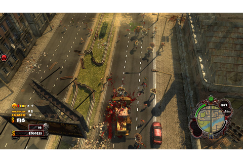 Zombie Driver HD full game free pc, download, play ...