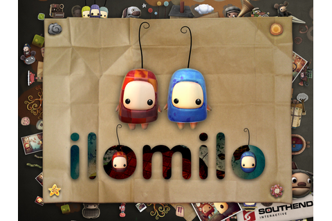 Console Gaming: ilomilo Game Review XBOX Live Arcade