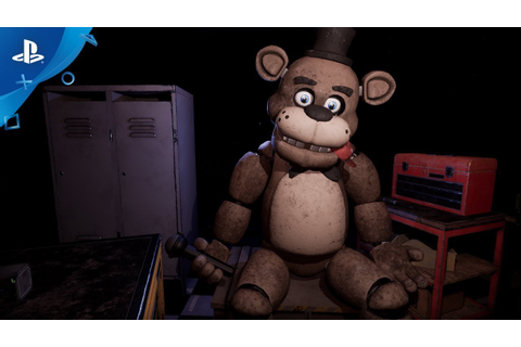Five Nights at Freddy's VR: Help Wanted | Launch Trailer ...
