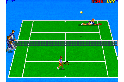 Super World Court (World) ROM Download for MAME - Rom Hustler