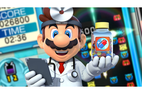 Dr Mario: Miracle Cure review | GamesRadar+