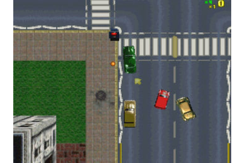 Grand Theft Auto - London 1969 (1999) by DMA Design PS game