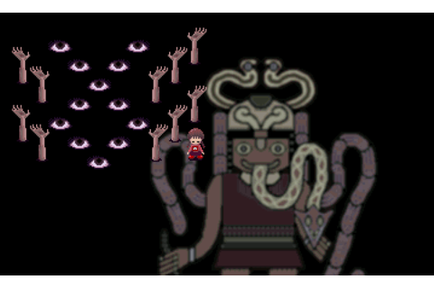 Yume Nikki out now for free on Steam | The Indie Game Website
