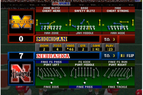 NCAA Football 99 Download - Old Games Download