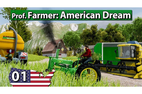 Professional Farmer American Dream Free Download - Ocean ...