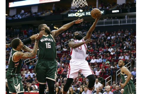 Milwaukee Bucks Game Preview: Jan. 23 vs Houston Rockets