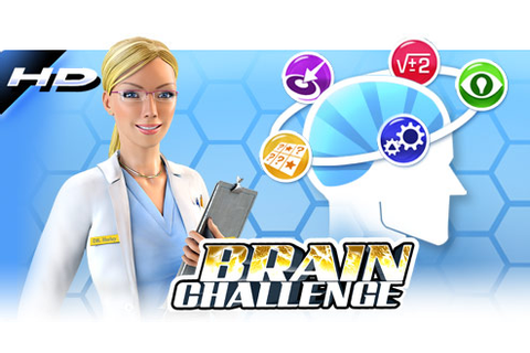 GeekWake: Brain Challenge HD Game for Windows Phone 7