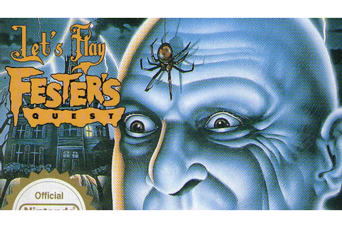 Let's Play Fester's Quest! - YouTube