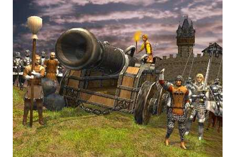 Castle Strike - PC Game Download Free Full Version