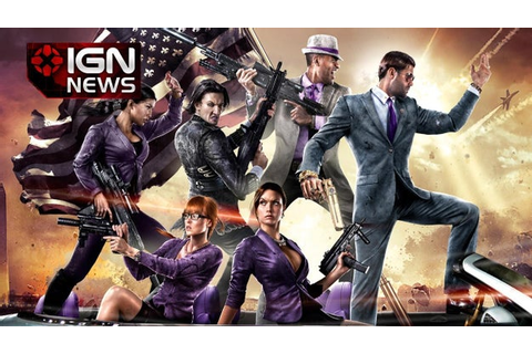 Saints Row: New Game Confirmed by Voice Actor - IGN
