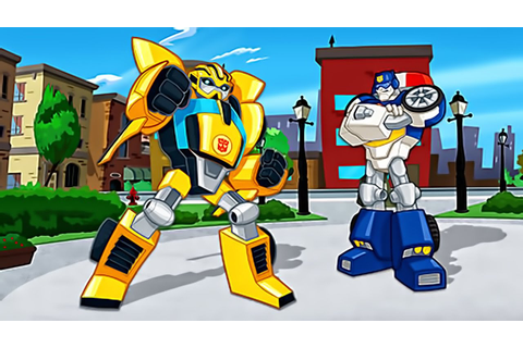 Transformers Rescue Bots: Hero Adventures - 1 - YouTube
