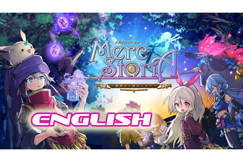 Merc Storia English Gameplay IOS / Android - PROAPK ...
