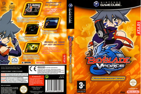 Beyblade: V-Force - Super Tournament Battle | Beyblade ...