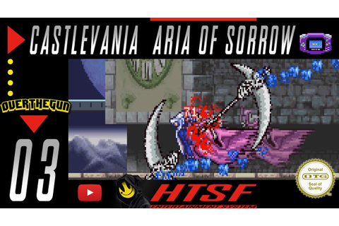 [HTSF] Castlevania: Aria of Sorrow [03] - YouTube