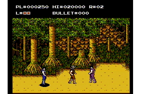 Download The Adventures of Bayou Billy (NES) - My Abandonware