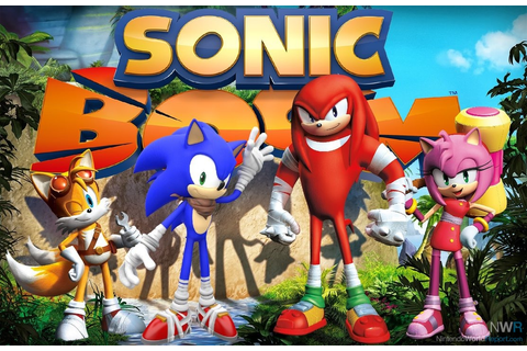 New Details on Sonic Boom Reveal Villain, Release Window ...