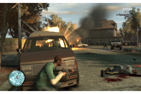 Grand Theft Auto IV Multiplayer Mod's Public Alpha ...