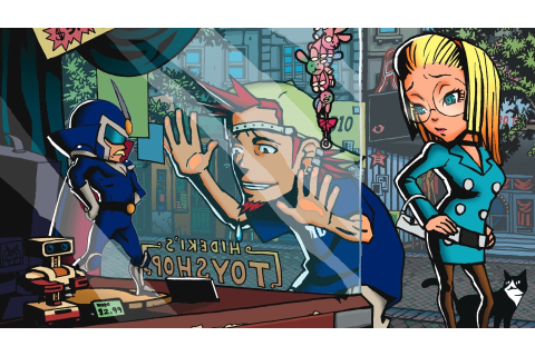 Viewtiful Joe: Double Trouble! Full HD Wallpaper and ...