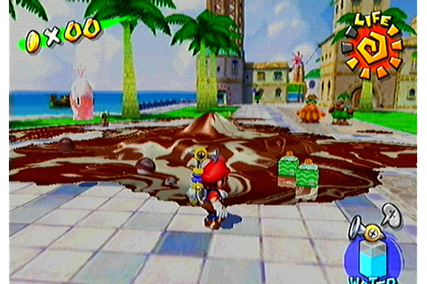 Super Mario Sunshine Screenshots - Video Game News, Videos ...