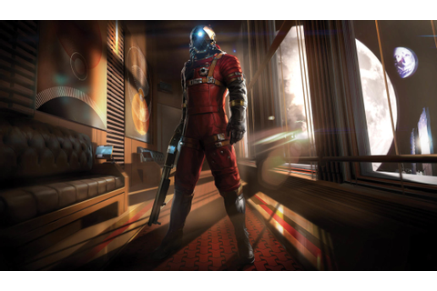 PC PREY (2017) Game Save | Save Game File Download
