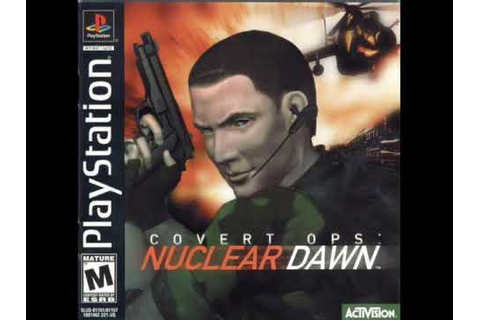 Covert Ops- Nuclear Dawn (PlayStation Game) - YouTube