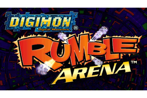 Digimon Rumble Arena The Biggest Dreamer (Extended) - YouTube