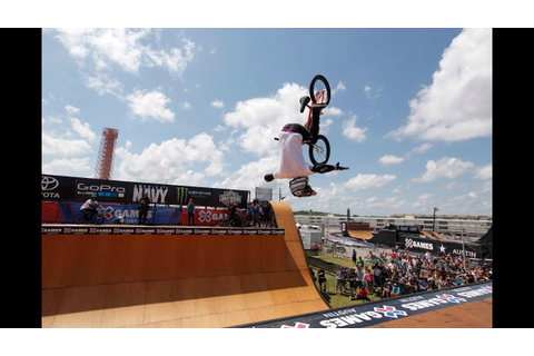 The best of X Games Austin BMX Vert - ESPN - YouTube