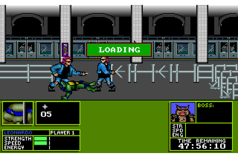 Teenage Mutant Ninja Turtles: Manhattan Missions (1991 ...