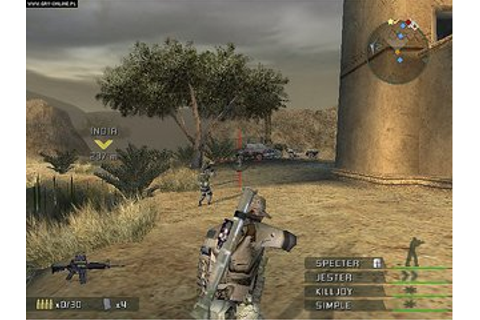 SOCOM 3: U.S. Navy SEALs - PS2 - gamepressure.com