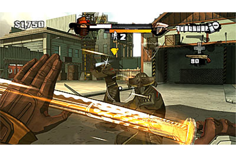 Red Steel 2 Review for Nintendo Wii