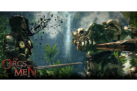 Dream Games: Of Orcs And Men