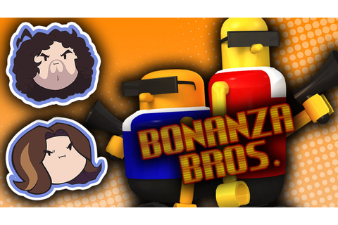 Bonanza Bros - Game Grumps - YouTube