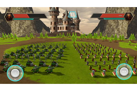 Real Battle Simulator Game: Epic War Strategy for Android ...