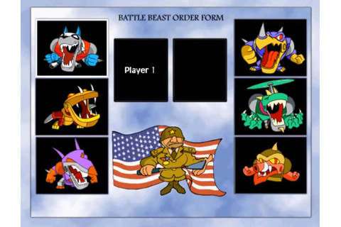 Windows 95 Retrospective: Battle Beast (1995) | Battle Beast