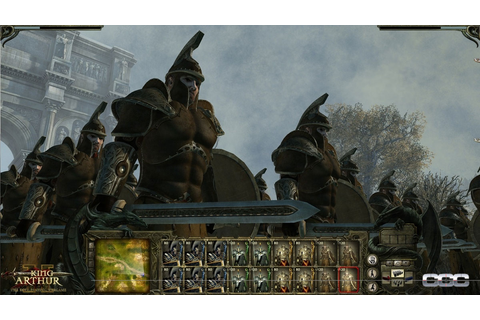 King Arthur II: The Role-Playing Wargame Preview for PC ...