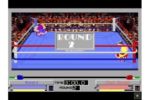 4D Sports Boxing pc game - YouTube
